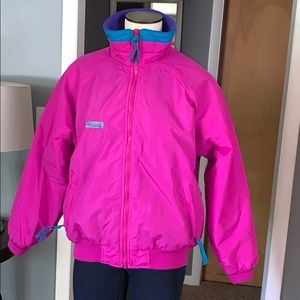 90's Columbia winter bomber jacket